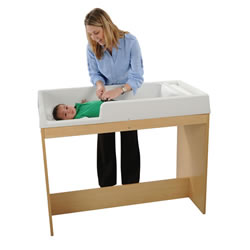 Economy Changing Table