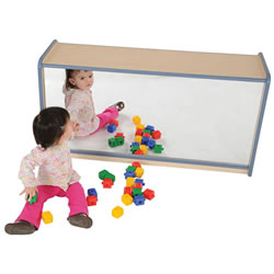 K System® Toddler Storage Unit with Mirror Back