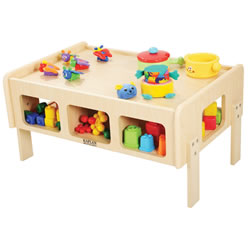 K System® Toddler Play Table