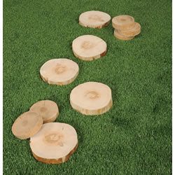 Natural Wood Tree Cookies