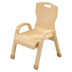Bentwood Stackable Chairs