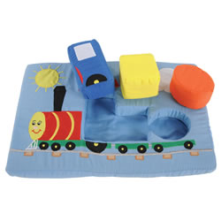 First Soft Puzzle Train
