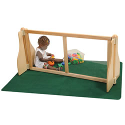 See Thru Divider Panel for Infants and Toddlers