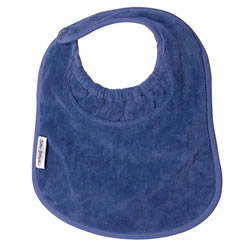 Towel Bib With Snap Closure