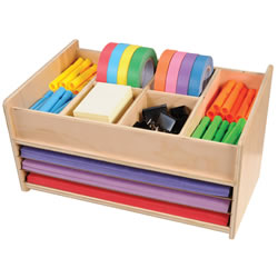 Paper and Supply Organizer
