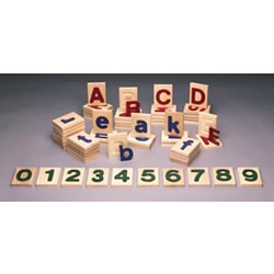 Tactile Number Blocks