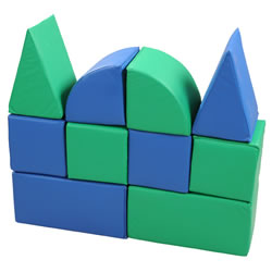 Castle Blocks (Set of 10)