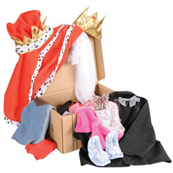 Pretend Play Dress Up Trunk