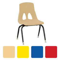 "Stackable 13 1/2"" Chair"