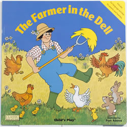 The Farmer in the Dell™ (Board Book)
