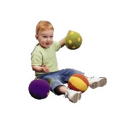 Roly Poly Balls - Set of 3