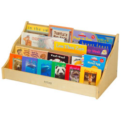 Tot - Reader Book Display