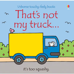 That's Not My Truck (Board Book)