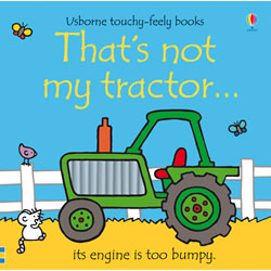 That's Not My Tractor (Board Book)