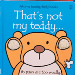 That's Not My Teddy - Board Book