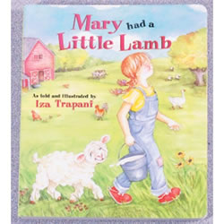 Mary Had a Little Lamb (Board Book)