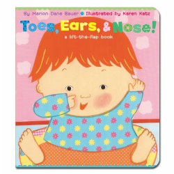 Toes, Ears, & Nose (Board Book)