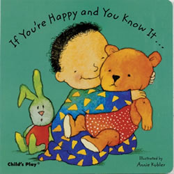 If You're Happy and You Know It (Board Book)