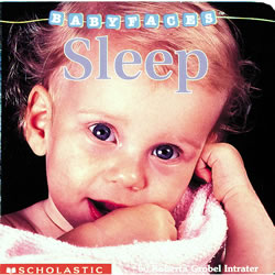 Baby Faces: Sleep (Board Book)