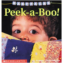 Baby Faces: Peek-a-Boo! (Board Book)