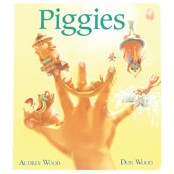 Piggies Lap Board Book