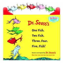 One Fish, Two Fish - Board Book