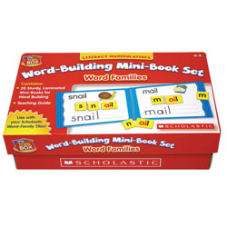 Short & Long Vowel Mini-Books