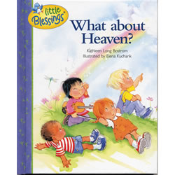 What About Heaven - Hardback