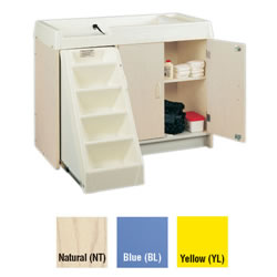 Premium Walk-Up Changing Table