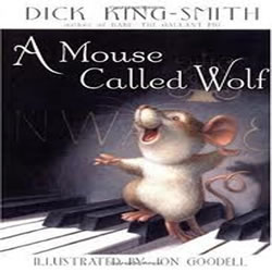 A Mouse Called Wolf - Paperback