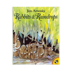 Rabbits And Raindrops - Paperback