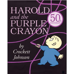 Harold and the Purple Crayon™ Paperback