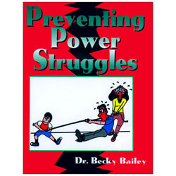Preventing Power Struggles CD
