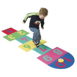 Wonderfoam® Hopscotch