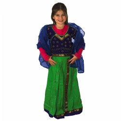 Indian Girl Outfit