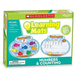 Hands on Learning Counting Mats