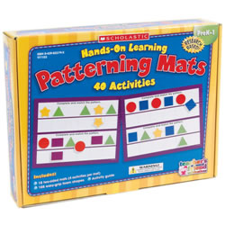Hands on Learning Patterning Mats
