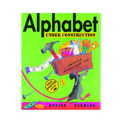 Alphabet Under Construction - Paperback