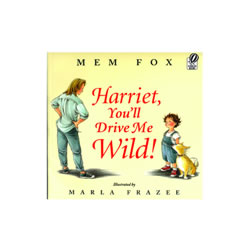Harriett You'll Drive Me Wild - Paperback