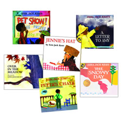 Ezra Jack Keats Book Set (Set of 6)