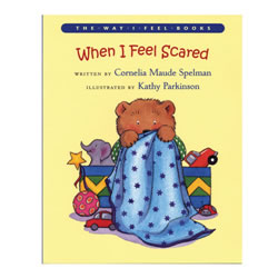 When I Feel Scared - Paperback