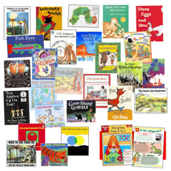 Storytime From A to Z Book Set