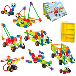 Kid K'NEX® Transportation