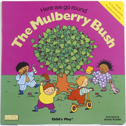 The Mulberry Bush Paperback