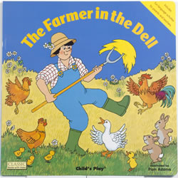 The Farmer in the Dell™ Paperback