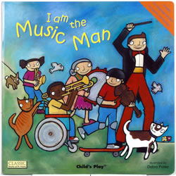 I Am The Music Man Big Book