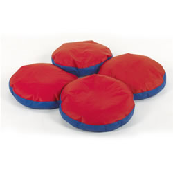 Floor Cushions (Set of 4)