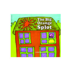 The Big Orange Splot