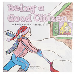 Being A Good Citizen (Paperback)