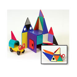 Magna-Tiles® 48 piece DX set